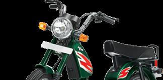 Tvs Xl100 Launchesnew Delhi Quikrcars