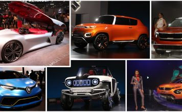 9 Best Concept Cars at the 2018 Auto Expo